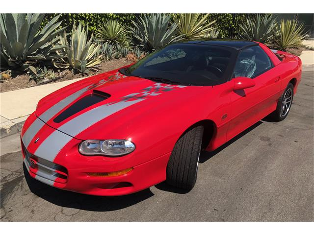 Picture of '02 Camaro SS Z28 - P3TF