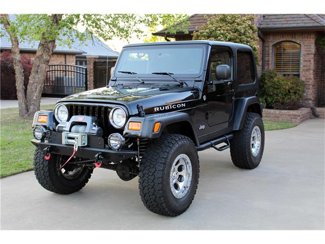 Picture of '06 Wrangler - P3UA