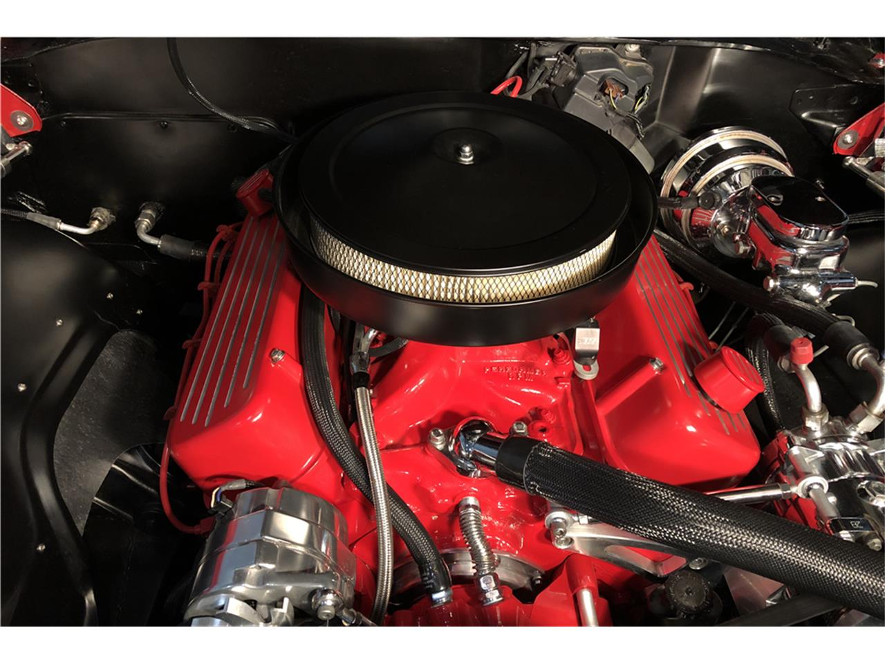 Large Picture of '70 Chevelle SS Offered by Barrett-Jackson Auctions - P3V8