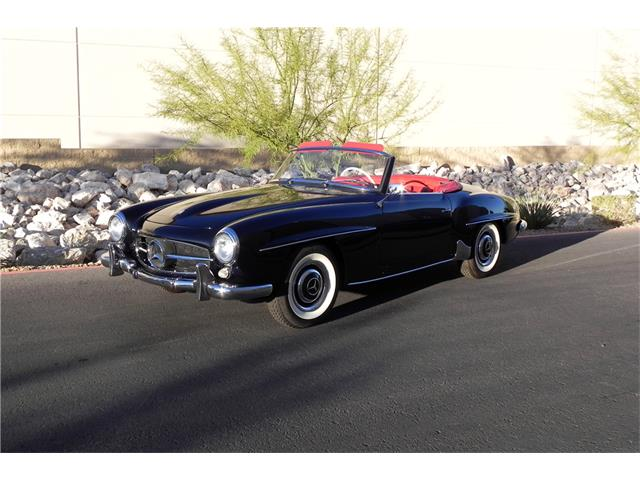 Picture of '59 190SL - P3VT