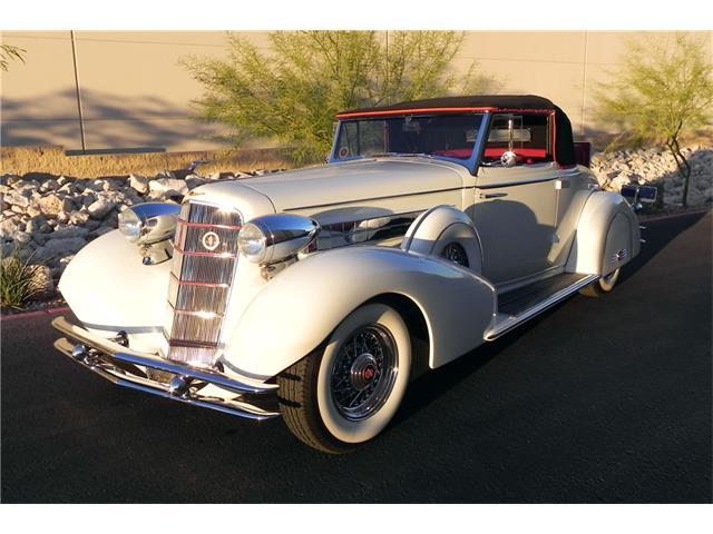 Picture of Classic 1934 Cadillac 2-Dr Sedan located in Scottsdale Arizona - P3VU