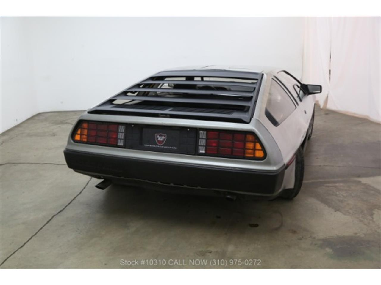 Large Picture of '81 DMC-12 Offered by Beverly Hills Car Club - P3W9