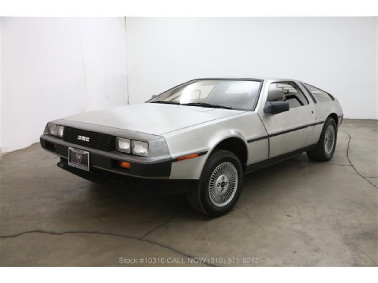 Large Picture of '81 DeLorean DMC-12 located in California - $16,750.00 Offered by Beverly Hills Car Club - P3W9