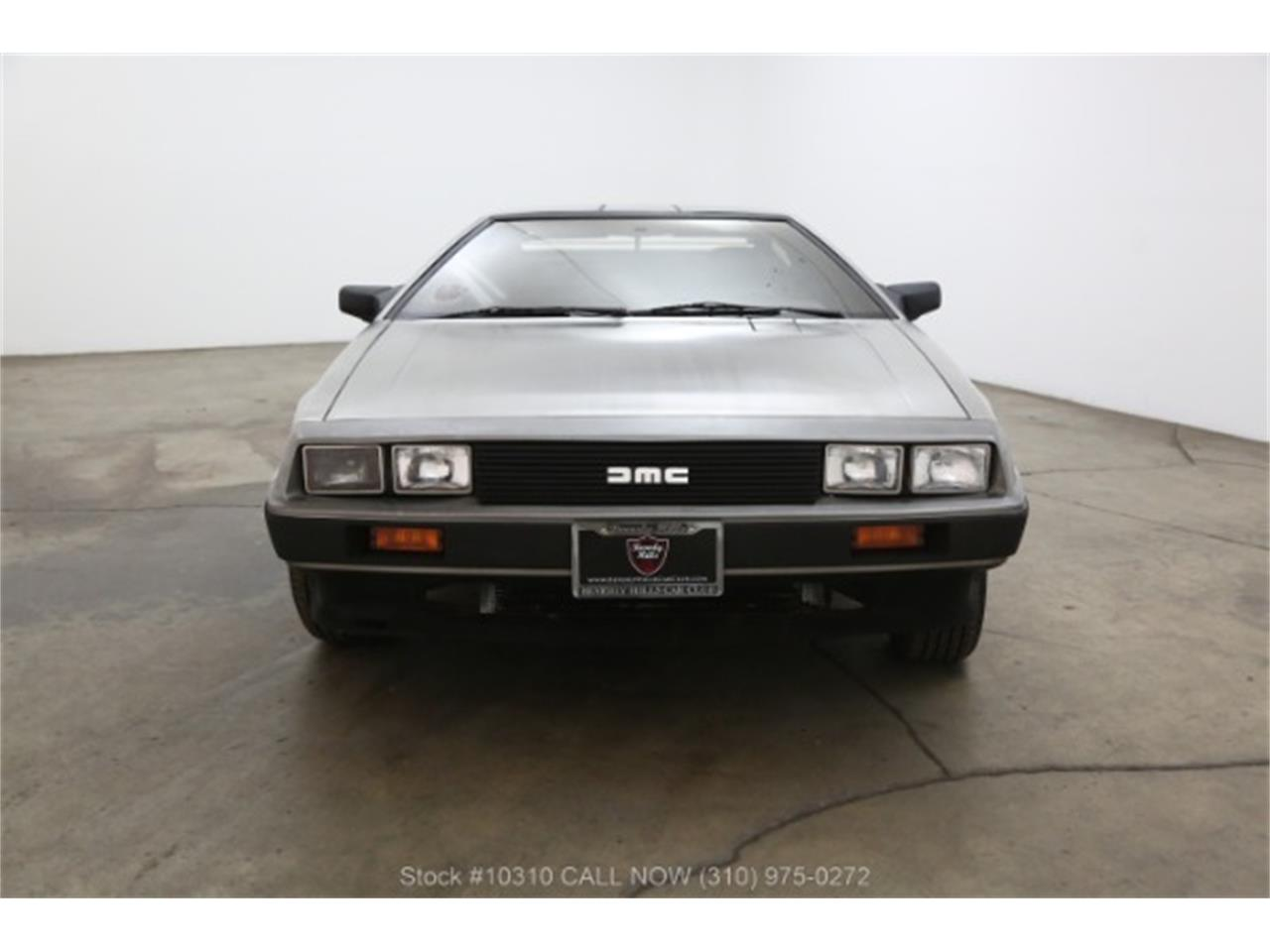 Large Picture of 1981 DMC-12 located in California Offered by Beverly Hills Car Club - P3W9