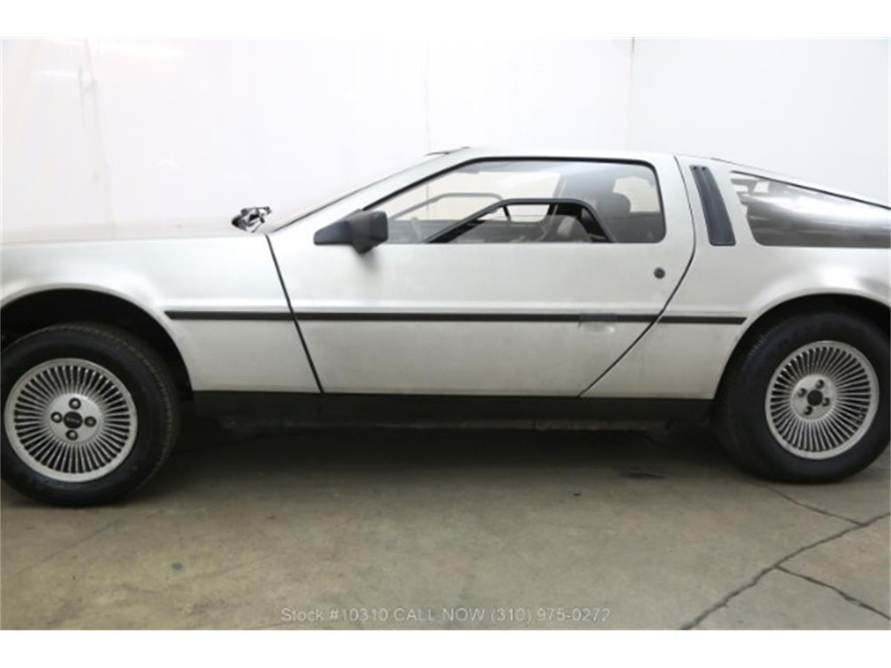 Large Picture of '81 DeLorean DMC-12 - $16,750.00 Offered by Beverly Hills Car Club - P3W9