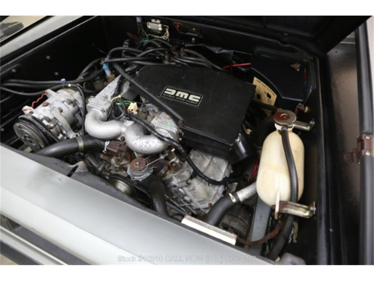 Large Picture of 1981 DeLorean DMC-12 located in Beverly Hills California Offered by Beverly Hills Car Club - P3W9