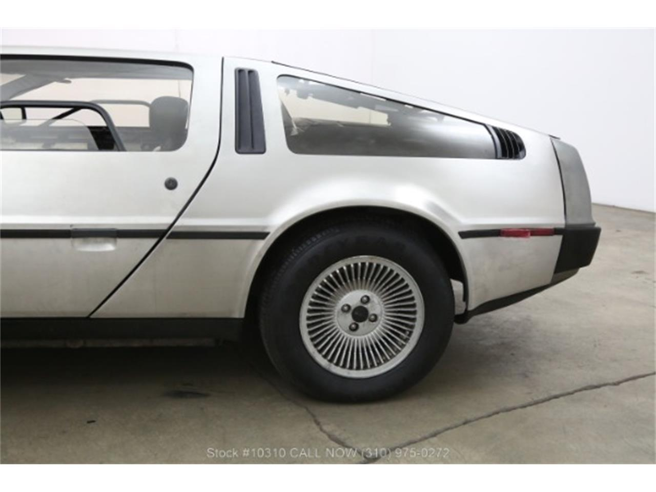 Large Picture of 1981 DMC-12 Offered by Beverly Hills Car Club - P3W9