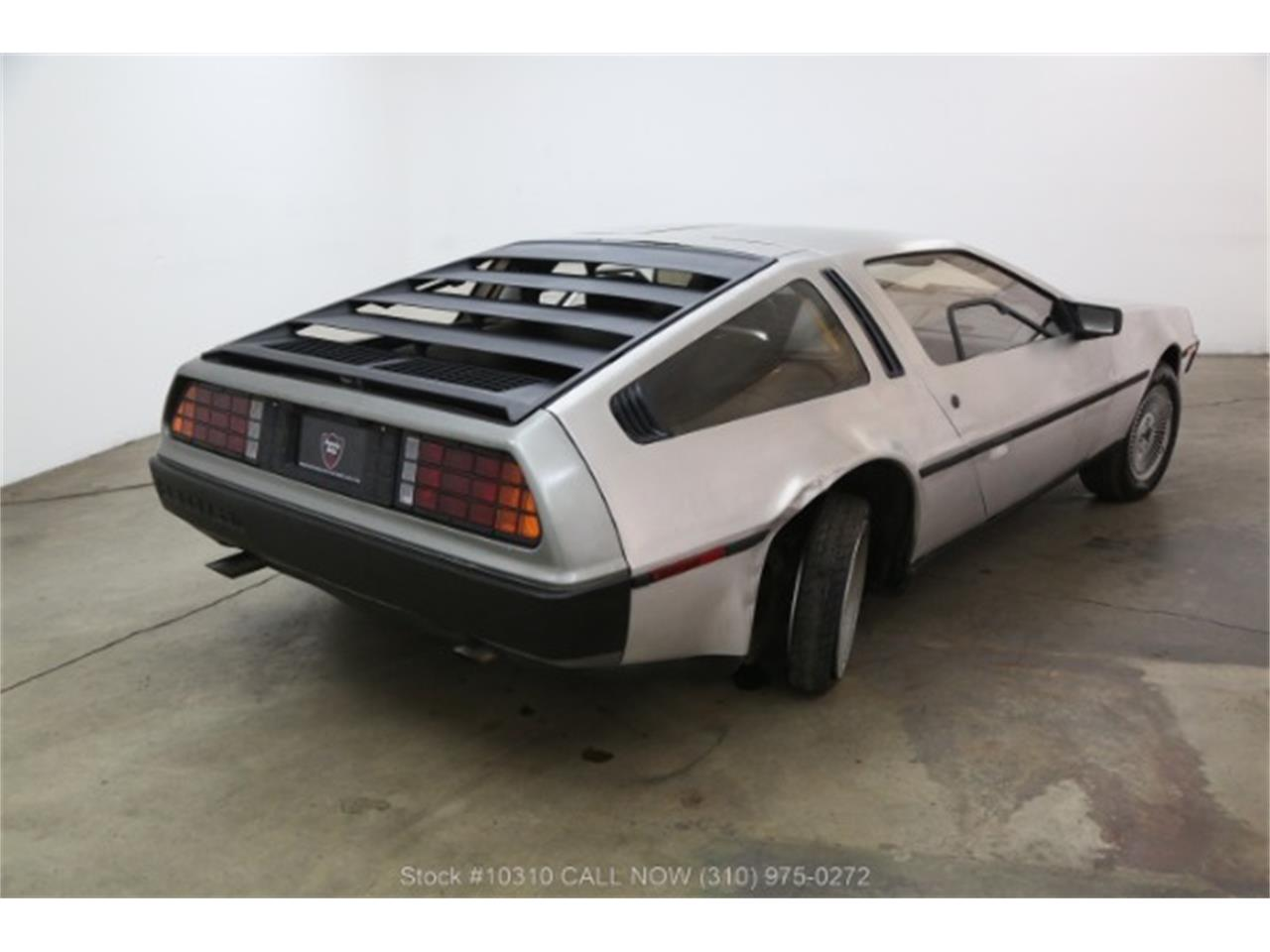 Large Picture of '81 DMC-12 located in California - P3W9
