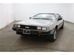 Picture of '81 DeLorean DMC-12 located in Beverly Hills California Offered by Beverly Hills Car Club - P3W9