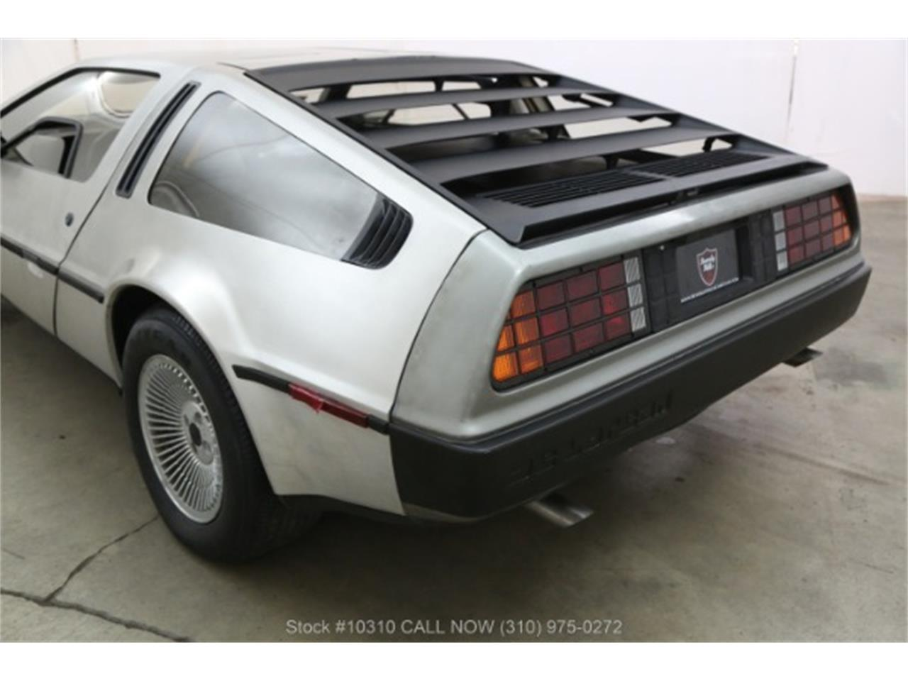 Large Picture of '81 DMC-12 - $16,750.00 Offered by Beverly Hills Car Club - P3W9