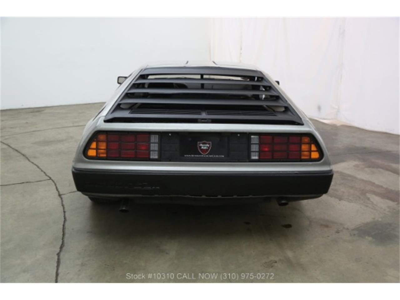 Large Picture of 1981 DMC-12 located in Beverly Hills California Offered by Beverly Hills Car Club - P3W9