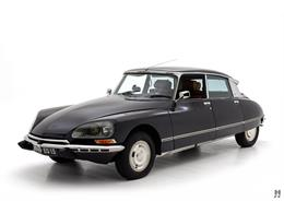 Picture of 1972 Citroen DS21 Pallas located in Saint Louis Missouri Offered by Hyman Ltd. Classic Cars - P3WY