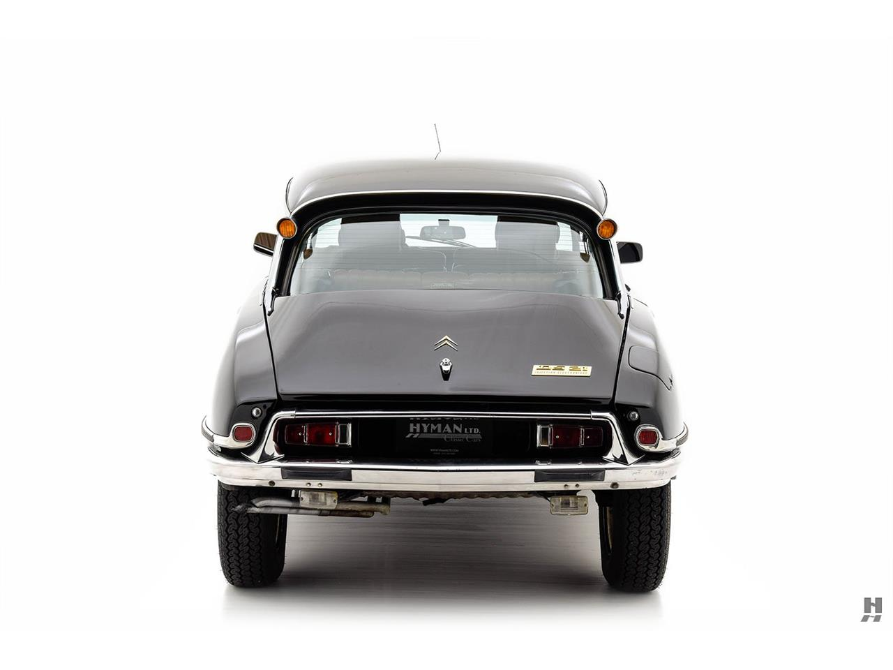 Large Picture of 1972 Citroen DS21 Pallas - P3WY