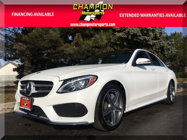 Picture of '16 C-Class - P3X7