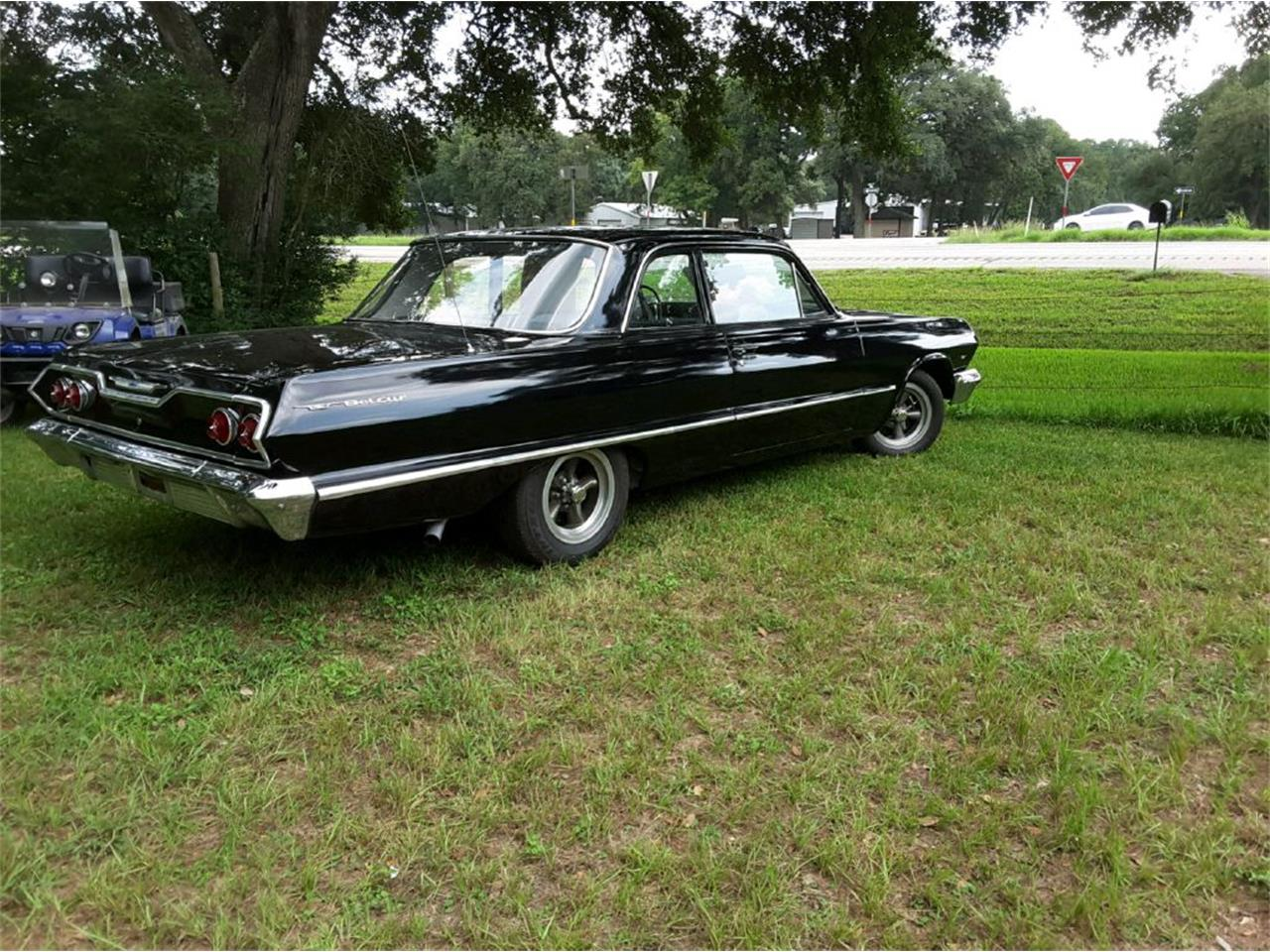 Large Picture of '63 Bel Air - P3XD