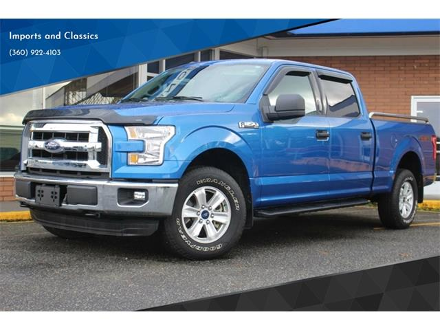 Picture of '15 F150 - P3Y6