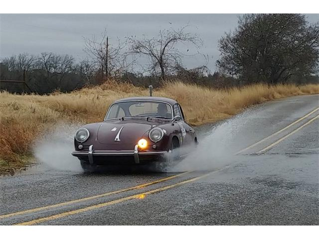 Picture of Classic 1963 Porsche 356B located in Houston Texas - $76,250.00 Offered by  - P3Y7