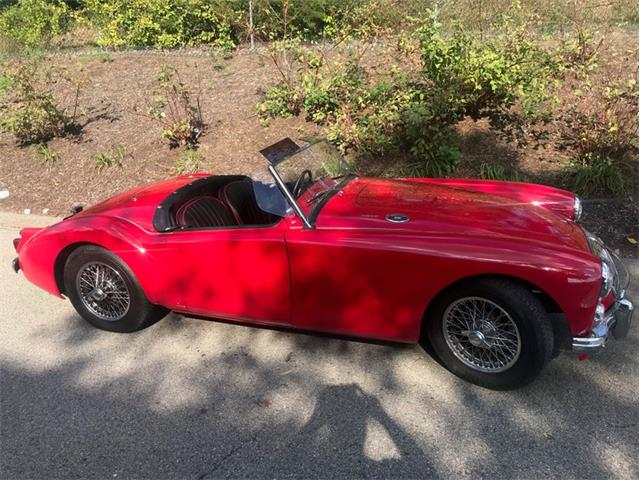 Picture of '61 MGA - P3YG