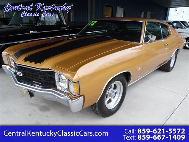 Picture of '72 Chevelle - P3YK