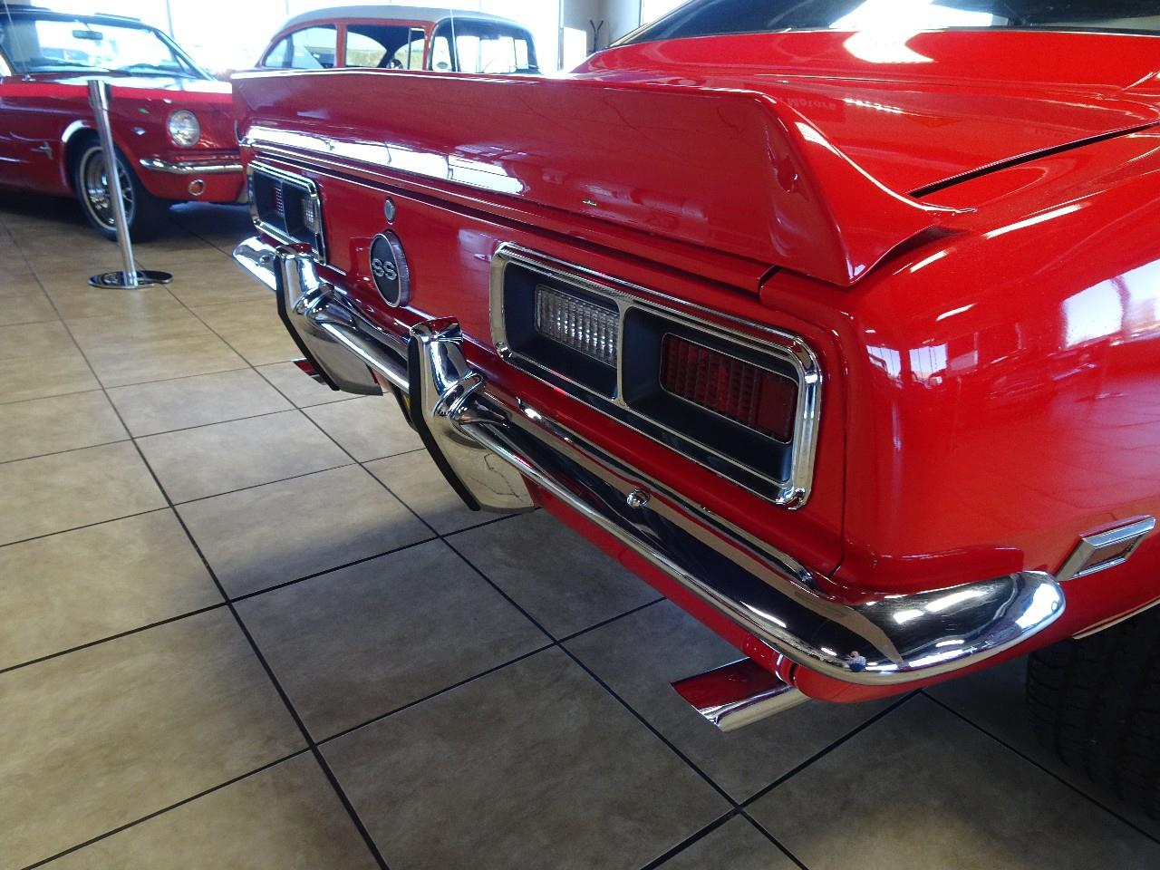 Large Picture of Classic 1968 Camaro SS located in De Witt Iowa - $32,997.00 Offered by Thiel Motor Sales Inc. - P3YL