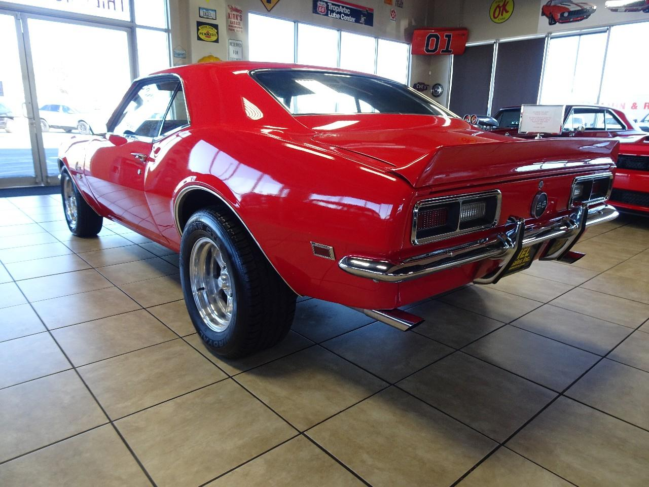 Large Picture of '68 Chevrolet Camaro SS - $32,997.00 - P3YL