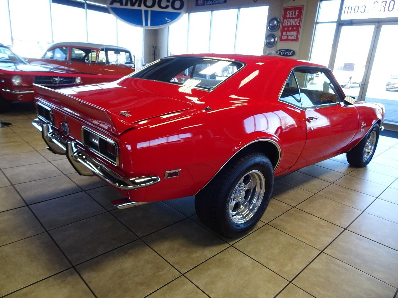 Large Picture of 1968 Chevrolet Camaro SS - $32,997.00 Offered by Thiel Motor Sales Inc. - P3YL