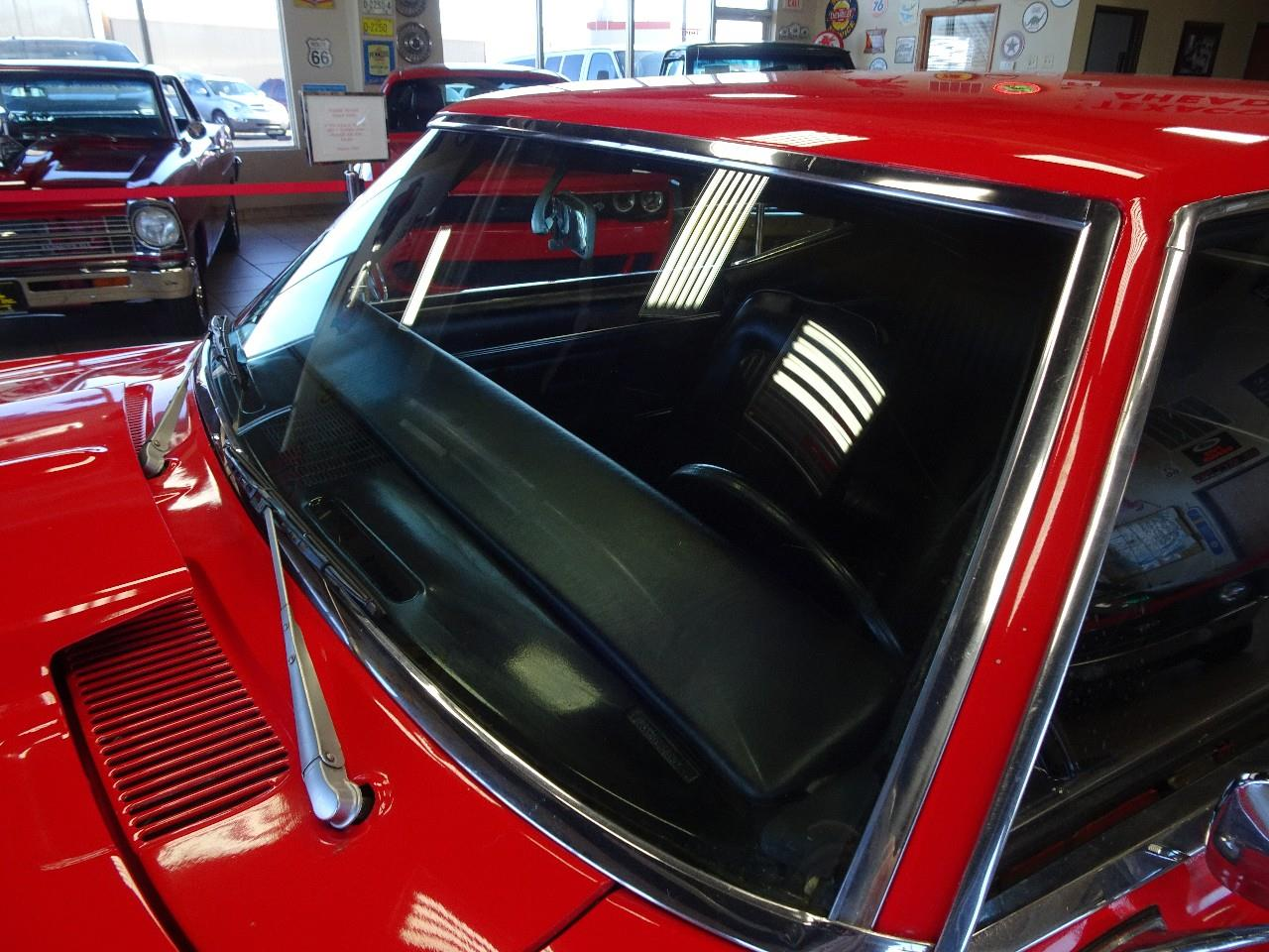Large Picture of '68 Chevrolet Camaro SS located in Iowa Offered by Thiel Motor Sales Inc. - P3YL
