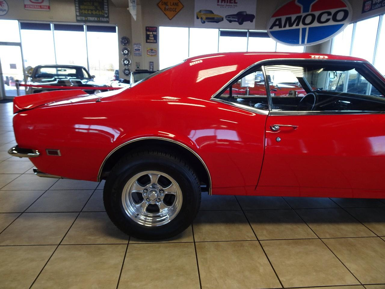 Large Picture of Classic 1968 Chevrolet Camaro SS located in De Witt Iowa Offered by Thiel Motor Sales Inc. - P3YL