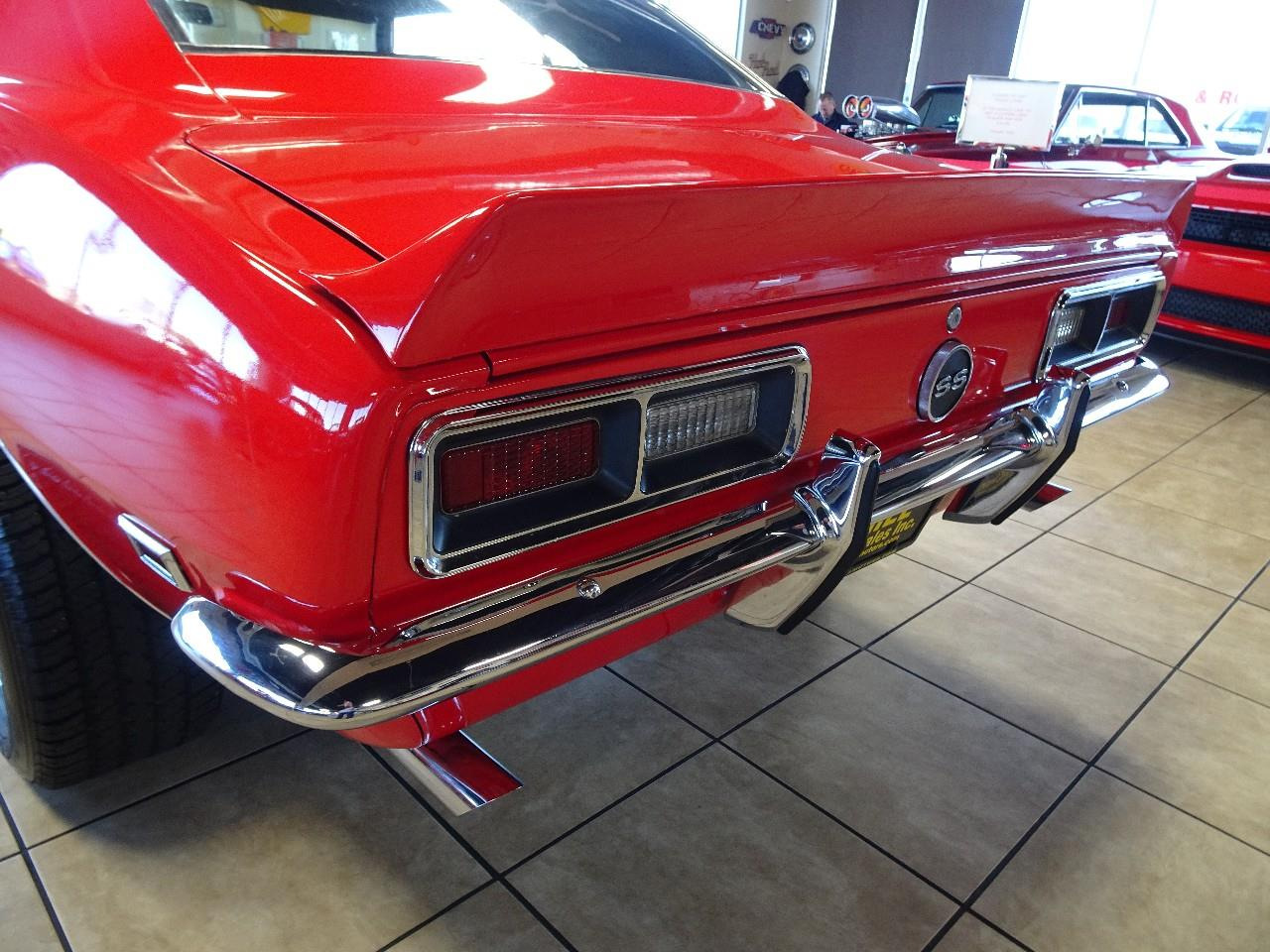 Large Picture of '68 Camaro SS - $32,997.00 - P3YL