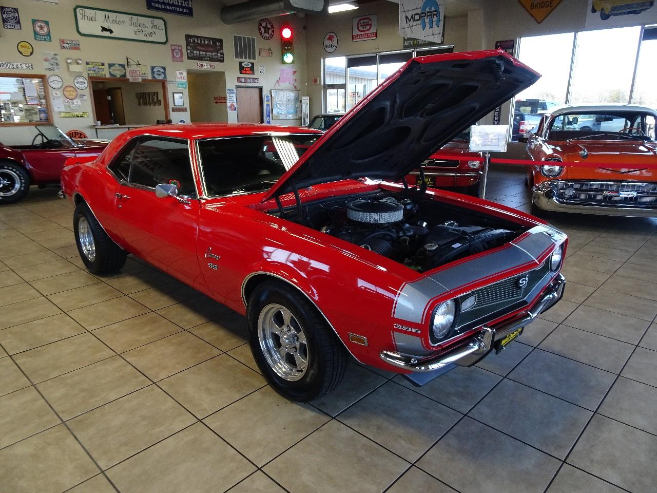 Large Picture of Classic '68 Camaro SS - P3YL