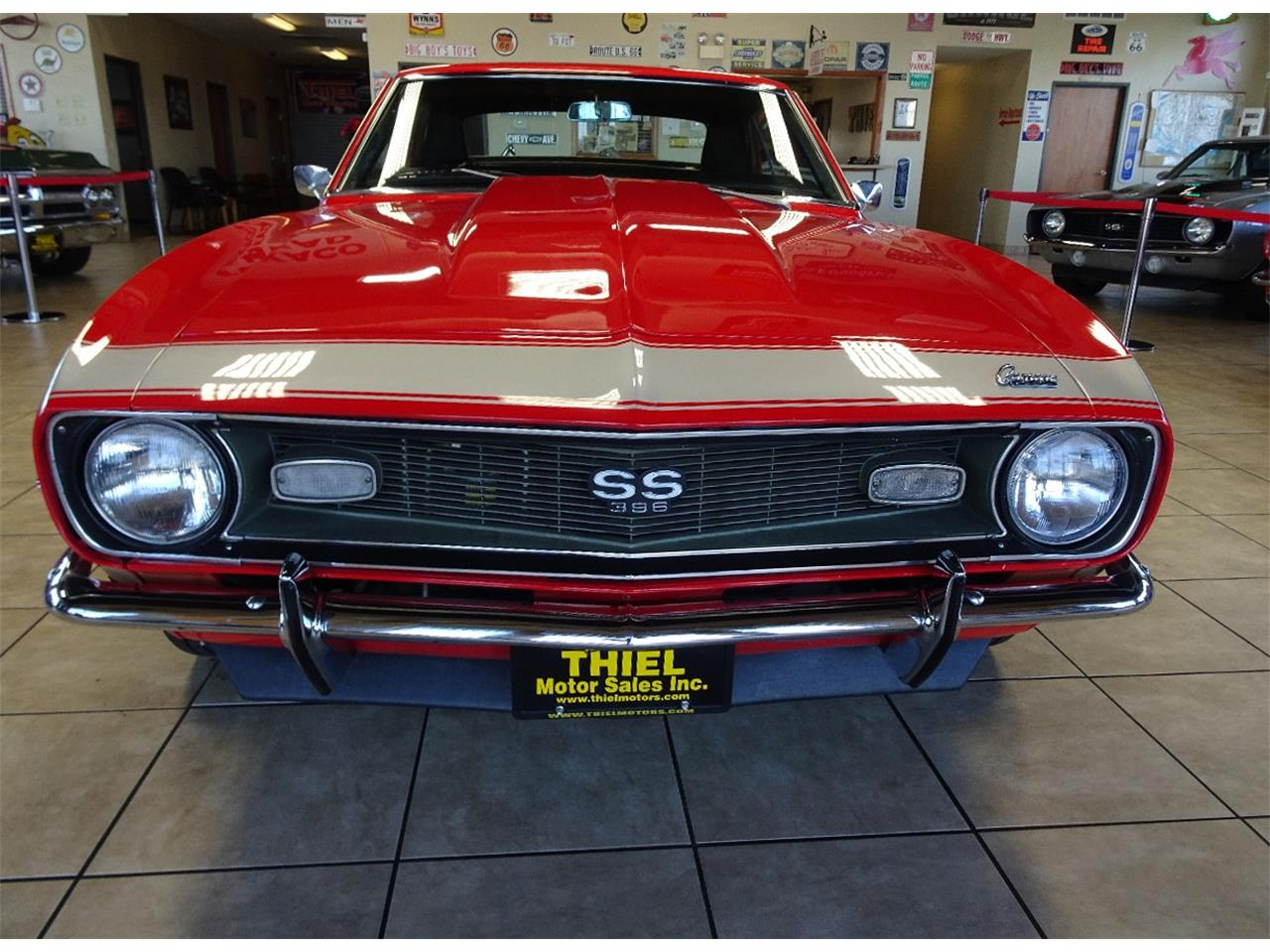 Large Picture of Classic 1968 Camaro SS - $32,997.00 - P3YL