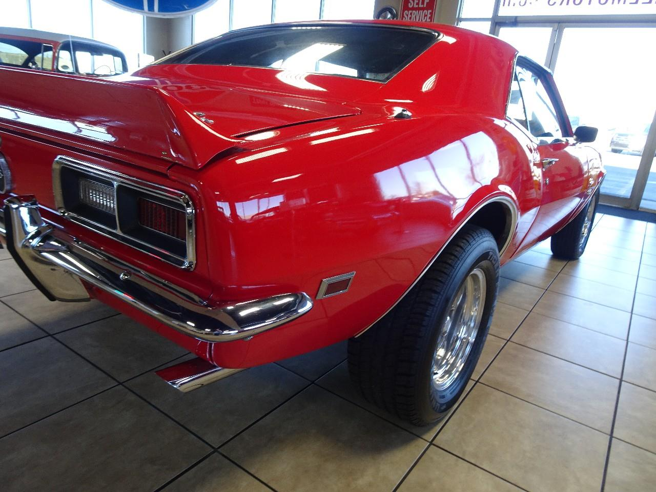 Large Picture of Classic 1968 Chevrolet Camaro SS located in Iowa - P3YL
