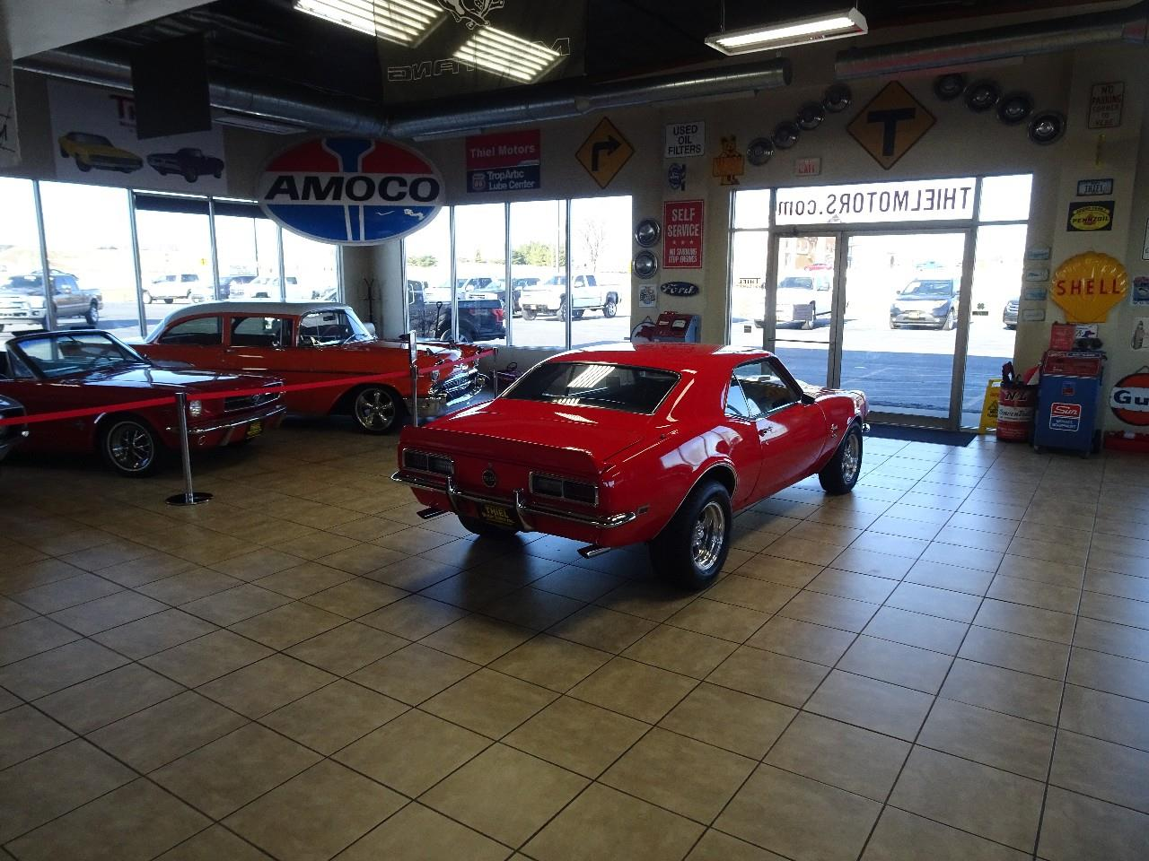 Large Picture of 1968 Camaro SS located in Iowa - $32,997.00 Offered by Thiel Motor Sales Inc. - P3YL