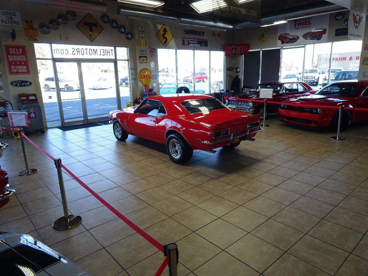 Large Picture of '68 Camaro SS Offered by Thiel Motor Sales Inc. - P3YL