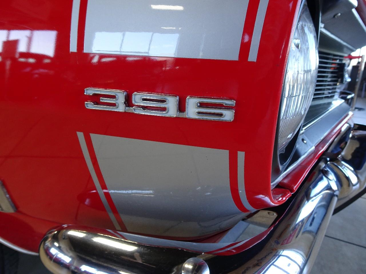Large Picture of 1968 Chevrolet Camaro SS Offered by Thiel Motor Sales Inc. - P3YL