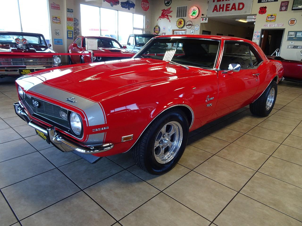 Large Picture of 1968 Chevrolet Camaro SS - $32,997.00 - P3YL