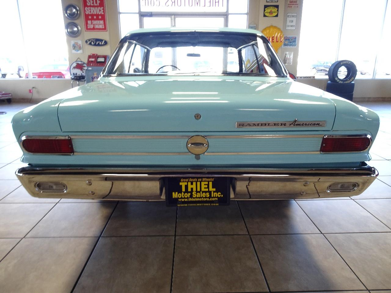 Large Picture of 1965 Rambler American - $22,997.00 - P3YN