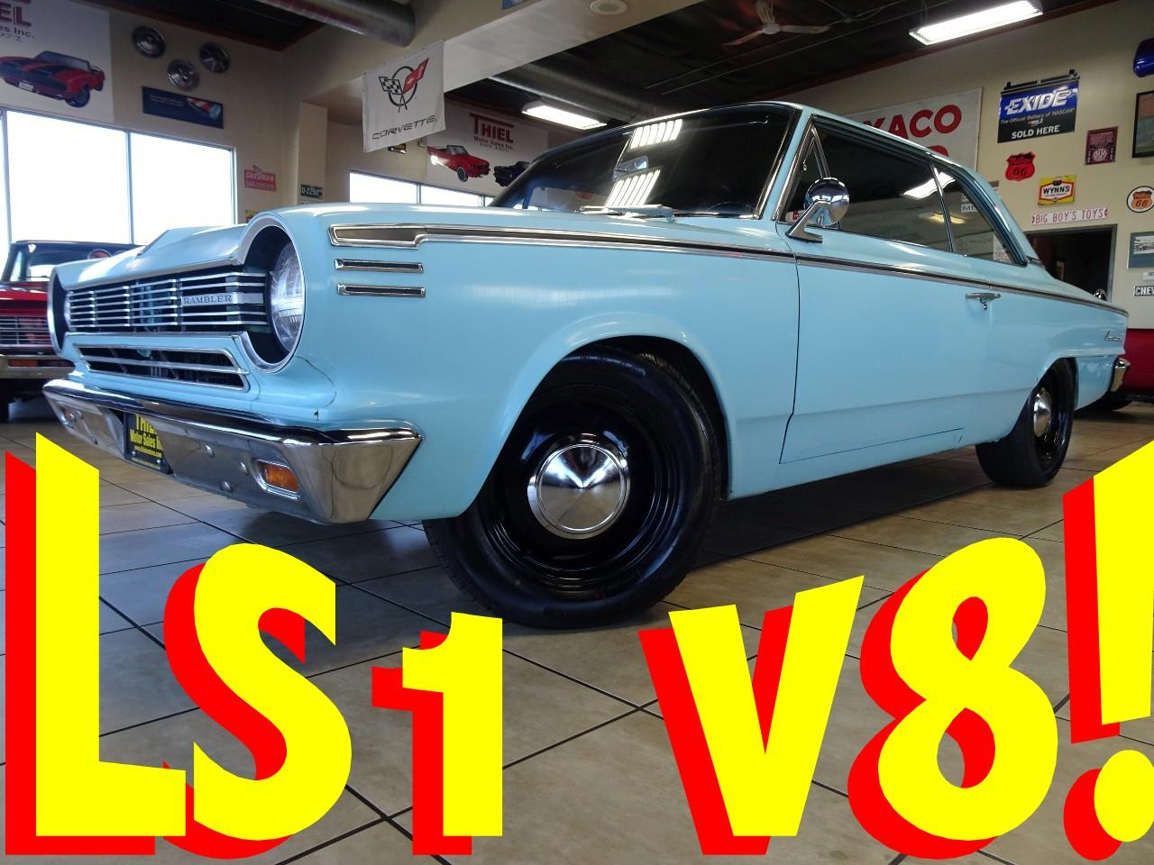 Large Picture of Classic '65 American located in Iowa Offered by Thiel Motor Sales Inc. - P3YN