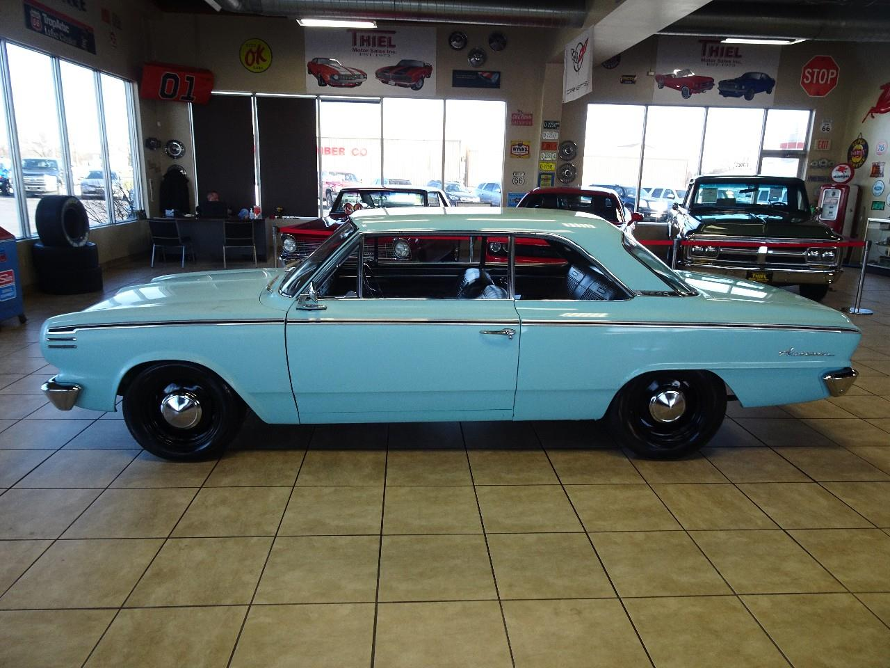 Large Picture of 1965 Rambler American - P3YN