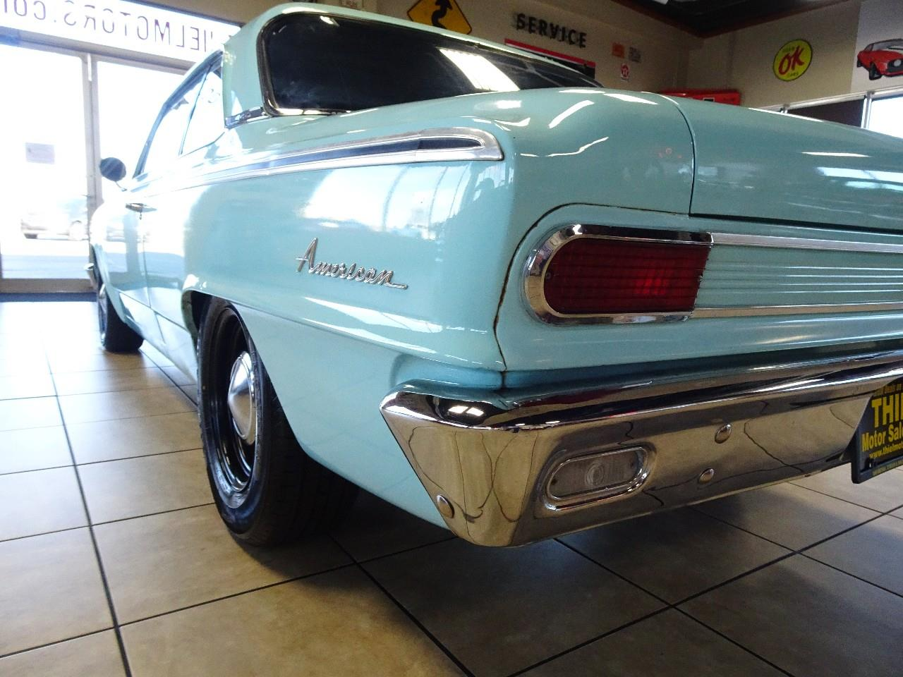 Large Picture of 1965 Rambler American located in De Witt Iowa Offered by Thiel Motor Sales Inc. - P3YN
