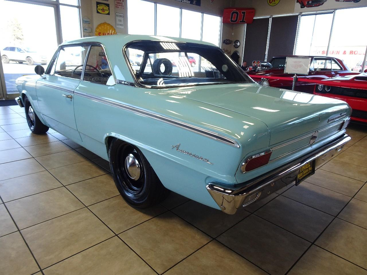 Large Picture of Classic '65 Rambler American located in De Witt Iowa Offered by Thiel Motor Sales Inc. - P3YN