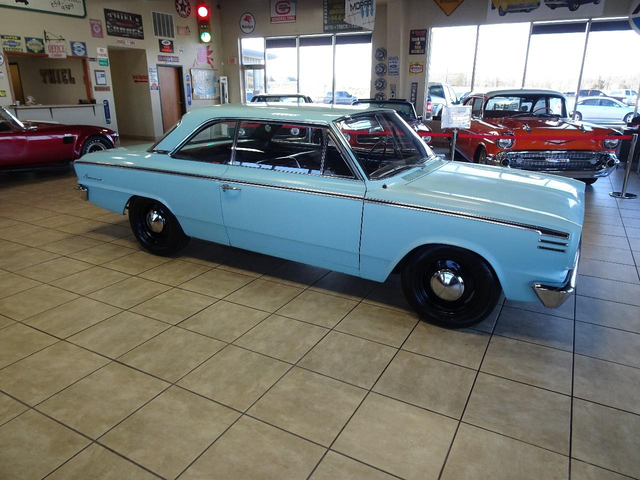 Large Picture of Classic 1965 Rambler American Offered by Thiel Motor Sales Inc. - P3YN