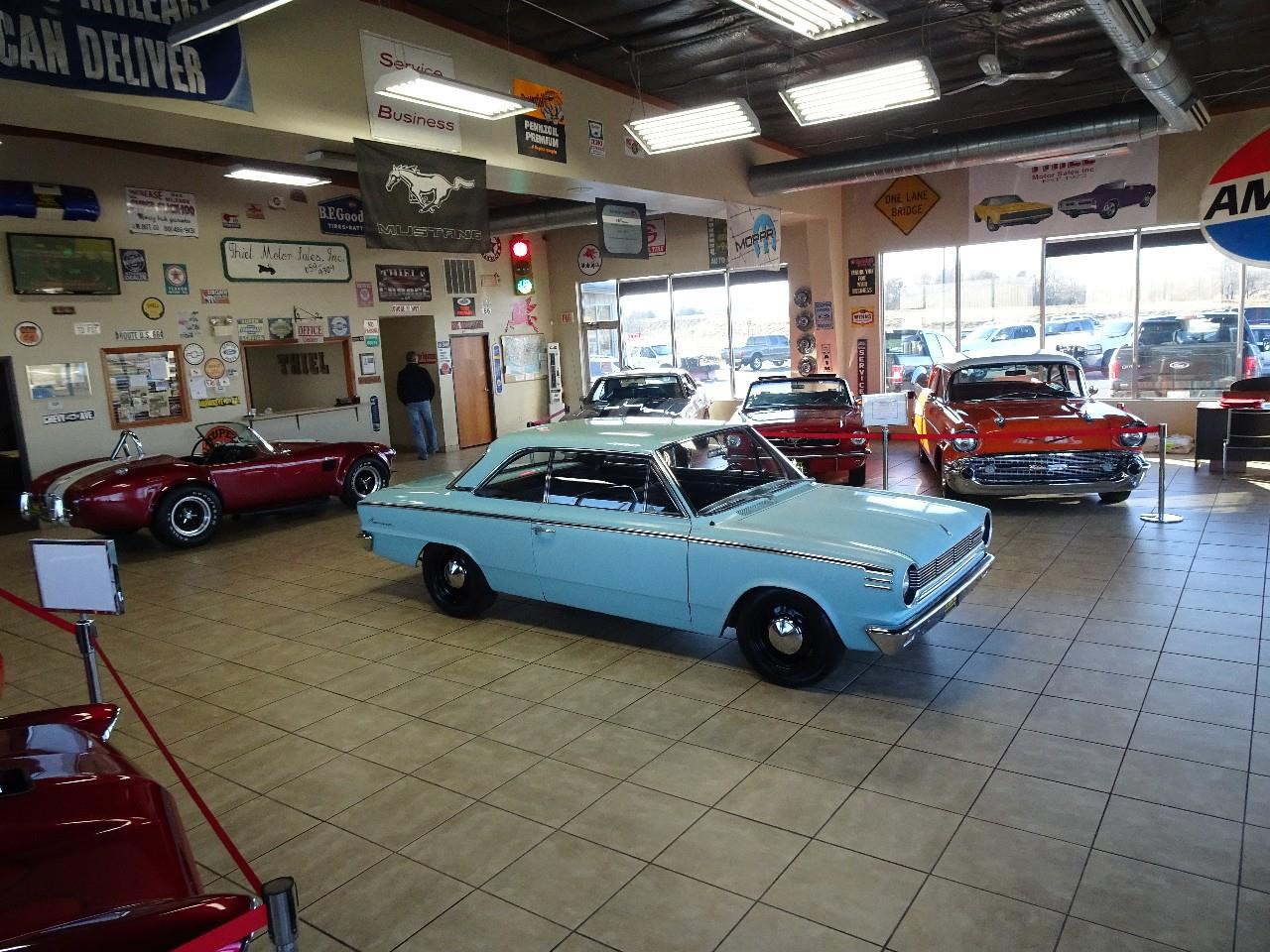 Large Picture of 1965 Rambler American located in De Witt Iowa - $22,997.00 Offered by Thiel Motor Sales Inc. - P3YN