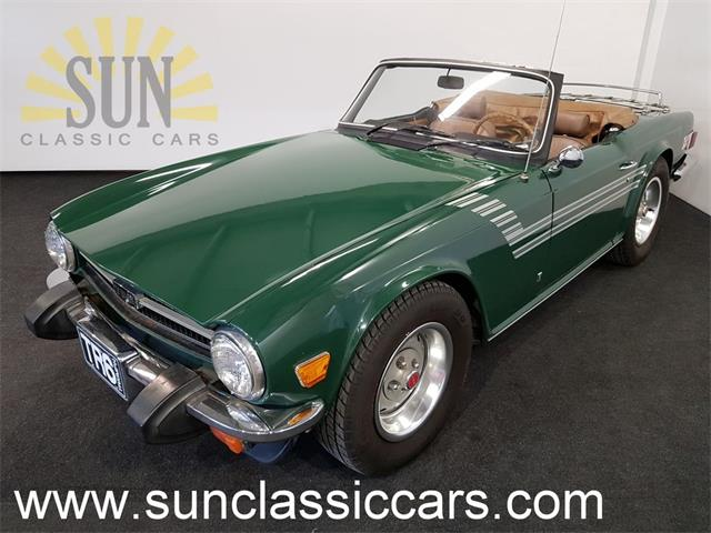 Picture of '75 TR6 - P3YV