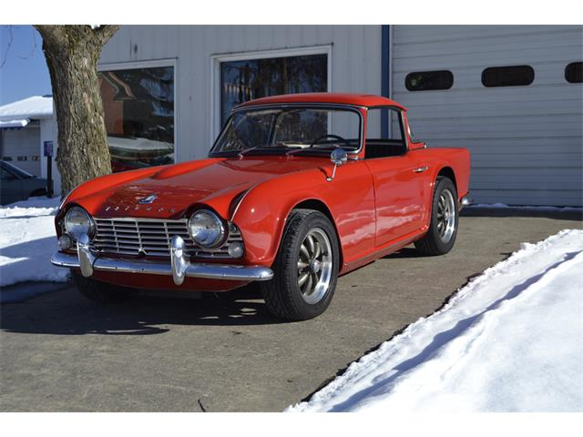Picture of 1965 TR4 Auction Vehicle Offered by  - P3YZ