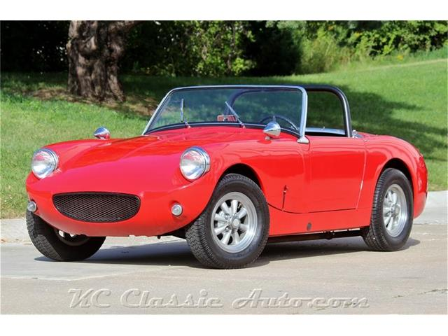 Picture of Classic 1959 Austin-Healey Sprite located in Kansas Offered by  - P3ZA