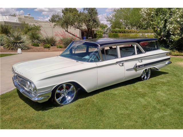 Picture of '60 Nomad - P2WC