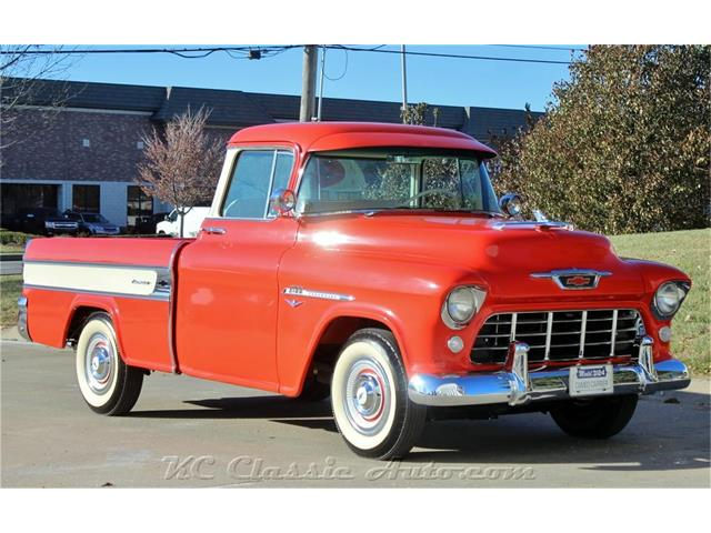 Picture of 1955 Chevrolet 3100 located in Kansas - $49,900.00 Offered by  - P3ZG