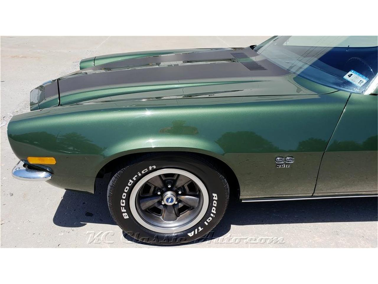 Large Picture of '70 Camaro SS - P3ZM