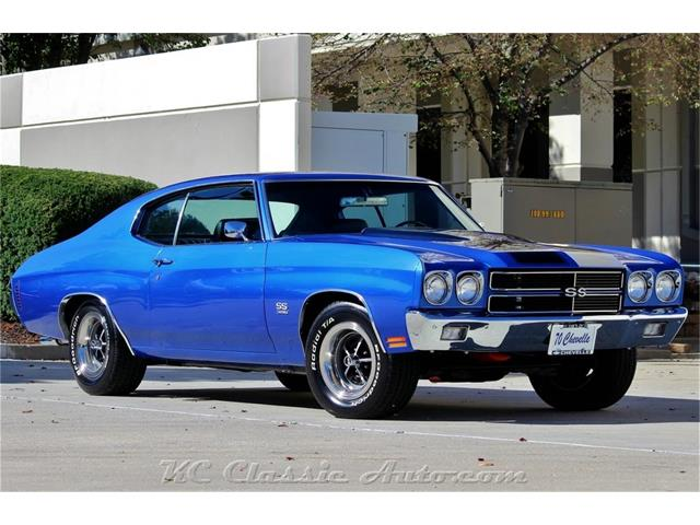 Picture of '70 Chevelle SS - P3ZN